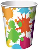 Art Party 9oz Paper Cups