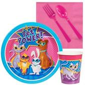 Super Hero Pets Party Kits