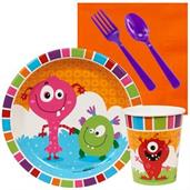 Monsters Inc. Party Supplies & Decorations