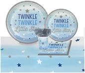 Twinkle Twinkle Little Star Blue Party Pack