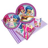 Princess & Doll Party Supplies & Decorations Red