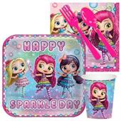 Little Charmers Snack Party Pack