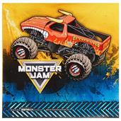 Monster Jam 3D Tableware