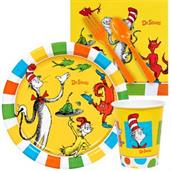 Dr. Seuss Favorites 1st Birthday Snack Party Pack