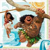 Disney Moana Lunch Napkin