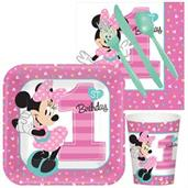 Mickey Mouse & Minnie Mouse Birthday Party Kits