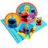 Sesame Street Party Supplies & Decorations Red
