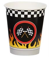 Racing Party Cups & Glasses