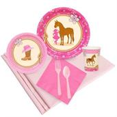 Western Cowgirl Party Supplies and Decorations