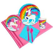 Fairytale Unicorn Party 16 Guest Party Pack