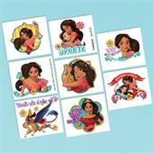 Disney Elena Tattoo Sheet (1)
