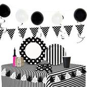 Black & White Ultimate Experience Party Pack for