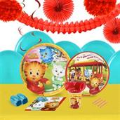 Daniel Tigers Neighborood 16 Guest Party Pack