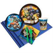 Monster Jam 3D Party Supplies & Decorations