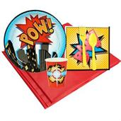 Superhero Comics 8 Guest Party Pack