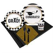 Graduation Party 24 Guest Party Pack