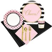 Cheers to You! 24 Guest Party Pack