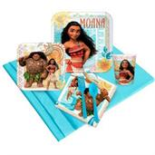 Disney Moana 24 Guest Party Park