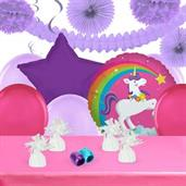Fairytale Unicorn Party Deco Kit