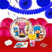 Pocoyo 16 Guest Party Pack & Deco Kit