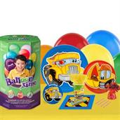 Construction Pals 16 Guest Kit with Tableware and