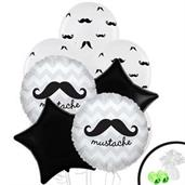 Mustache Man Party Supplies & Decorations
