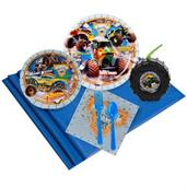 Monster Jam 3D 16 pc Guest Pack Plus Molded Cups