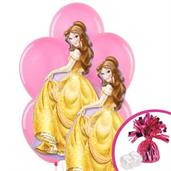 Disney Beauty and the Beast Balloon Bouquet