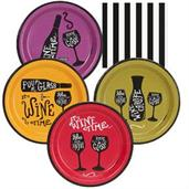 Wine Time 32 pc Appetizer Pack