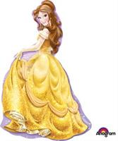 "Disney Beauty and the Beast 39"" Princess Belle Shape-Flat"