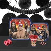WWE Never Give Up 16 Guest Tableware & Deco Kit