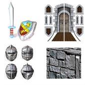 Knight Party Supplies & Decorations