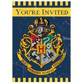 Harry Potter Invitations (8)