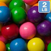 Rainbow Assortment Gumballs 2lbs