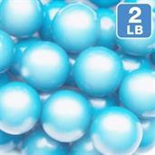 Shimmer Powder Blue Gumballs 2lb (1)