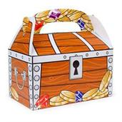 Treasure Chest Favor Box (12)