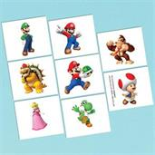 Super Mario Tattoo Sheet (1)