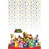 Super Mario Plastic Table Cover (1)