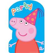 Peppa Pig Invitations (8)
