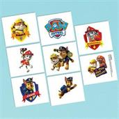 Paw Patrol Tattoo Sheet (1)
