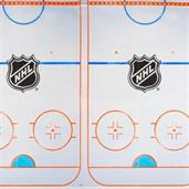 Nhl Hockey Plastic Table Cover (1)
