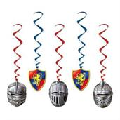 Medieval Whirls (set Of 5)