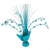 Light Blue Spray Centerpiece (1)