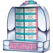 Jukebox Tabletop Centerpiece Decoration