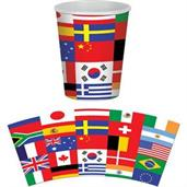 Around the World Cups & Glasses