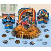 Hot Wheels Wild Racer Table Decorating Kit