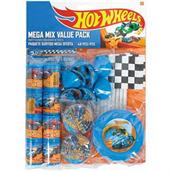 Hot Wheels Wild Racer Mega Mix Favor Pack