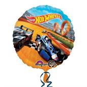 "Hot Wheels 17"" Balloon"