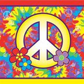 Hippie Beverage Napkins (16)