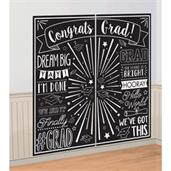 Graduation Scene Setter Wall Decorating